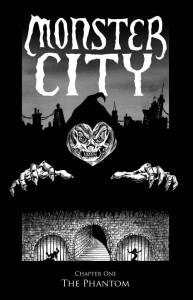 monster city comic
