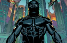 Have a Look at BLACK PANTHER #1 FROM MARVEL COMICS