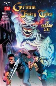 Grimm Fairy Tales And The Shadow Girl