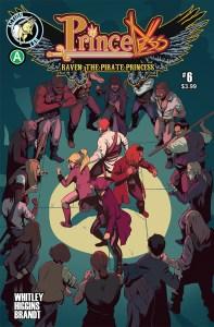 Princeless: Raven The Pirate Princess #6