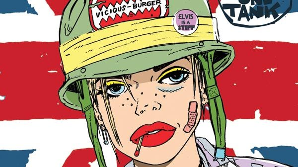 TWO GIRLS ONE TANK - Tank Girl #1