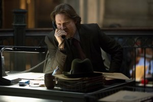 GOTHAM: Donal Logue in the ÒWrath of the Villains: PrisonersÓ episode of GOTHAM airing Monday, March 28 (8:00-9:01 PM ET/PT) on FOX.  ©2016 Fox Broadcasting Co. Cr: Jessica Miglio/FOX