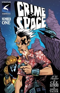Crime & Space by Cee Raymond Looks Crazy Good!