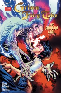 Grimm Fairy Tales #121: Continues Great Stories Filled with Great Characters