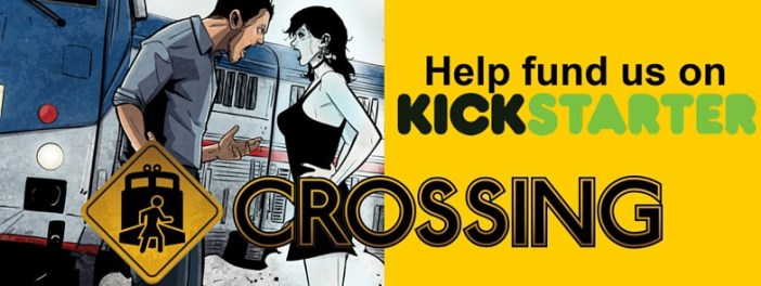Crossing - A New Series from Enrica Jang and Alex Cormack