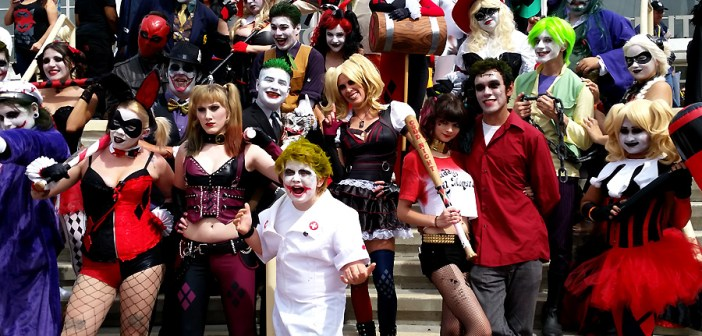 Long Beach Comic Con & New Jersey Comic Expo