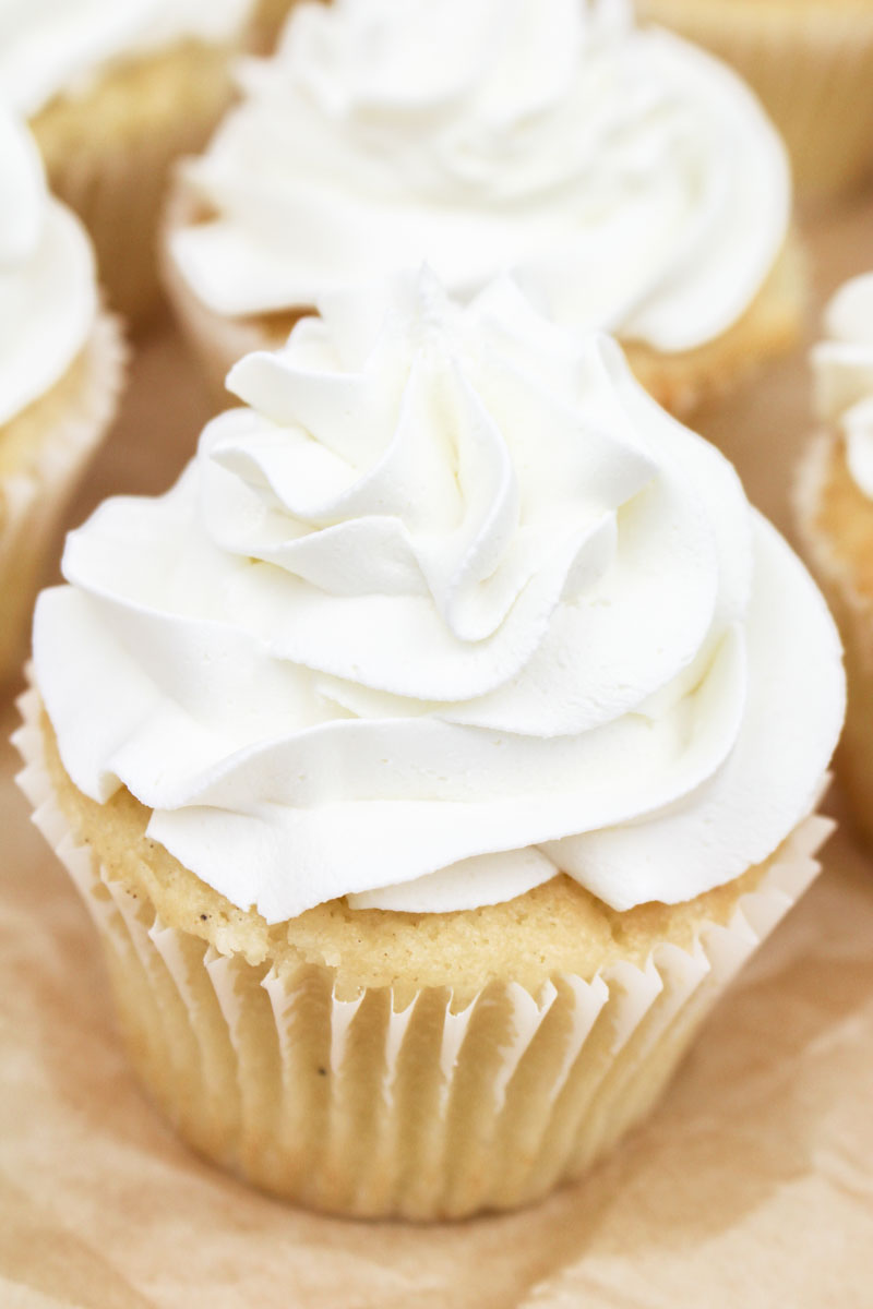 How To Make Super White Buttercream What Charlotte Baked