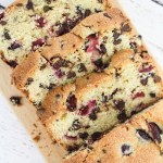 Chocolate Cherry Loaf Cake Recipe | What Charlotte Baked