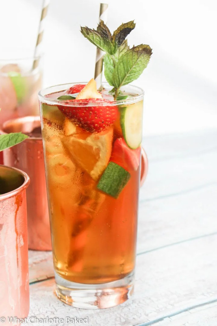 Big Batch Cocktails for Weddings | What Charlotte Baked