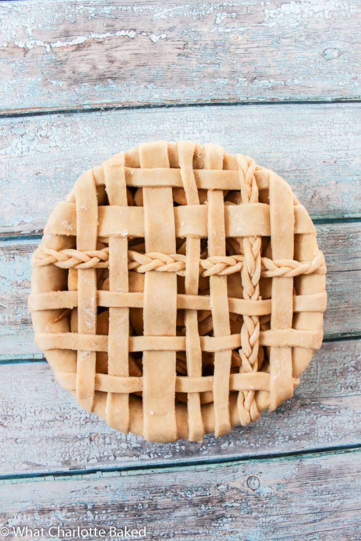 Maple Apple Pie recipe | What Charlotte Baked