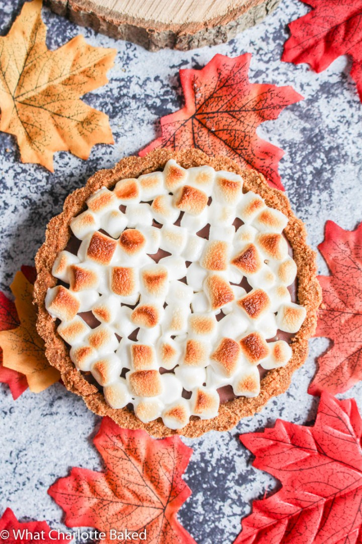 S'mores Tarts recipe   What Charlotte Baked
