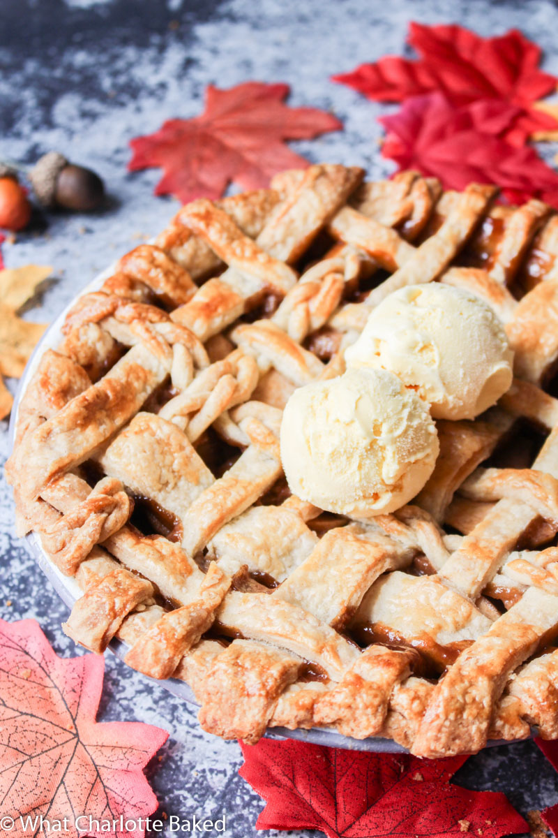 Charlotte with apples with cinnamon: several pie recipes