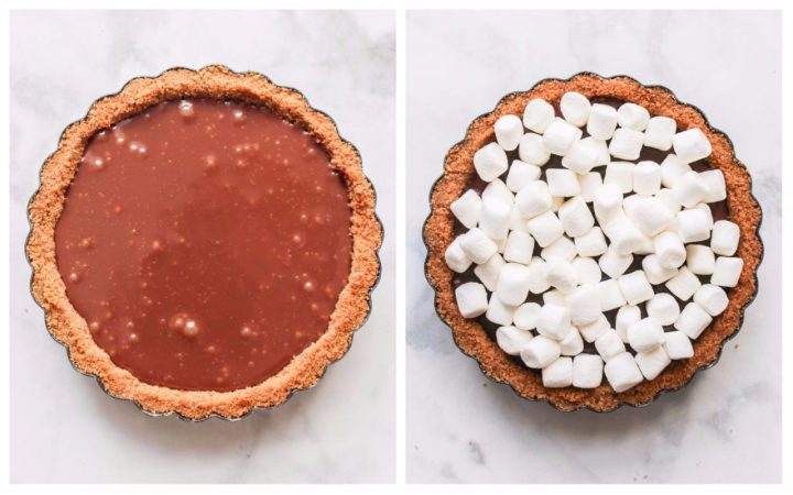 S'mores Tarts recipe | What Charlotte Baked