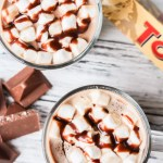 Toblerone Hot Chocolate recipe | What Charlotte Baked