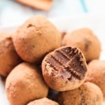 Mulled Wine Chocolate Truffles
