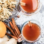 Mulled Winter Punch (Non-Alcoholic)