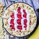 Cherry Bakewell Smoothie Bowl (aka Dessert for Breakfast!)