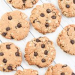 Oatmeal Peanut Butter Cookies (Gluten Free!)