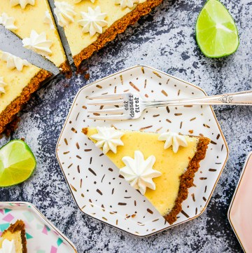 Key Lime Pie recipe | What Charlotte Baked