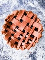 Chocolate Cherry Pie recipe | What Charlotte Baked