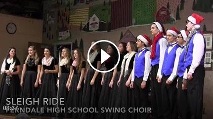 fhs choir video