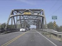 Slater Road at Nooksack River bridge (May 29, 2015). Photo: Whatcom News