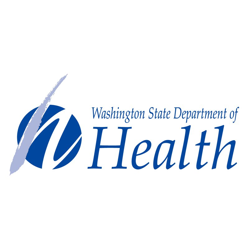 Washington Department of Health logo