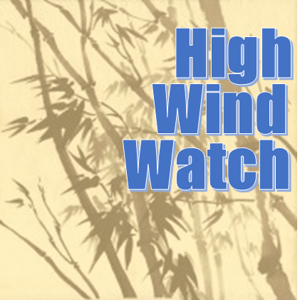 stock graphic - high wind watch sq