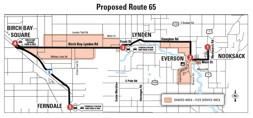proposed wta route 65