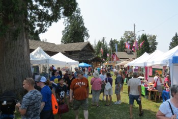 The 2018 Whatcom Old Settlers Picnic in Ferndale (July 28, 2018). Photo: Whatcom News