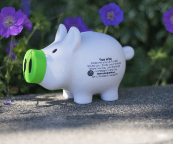 peoples bank pay it forward pigs graphic 2018