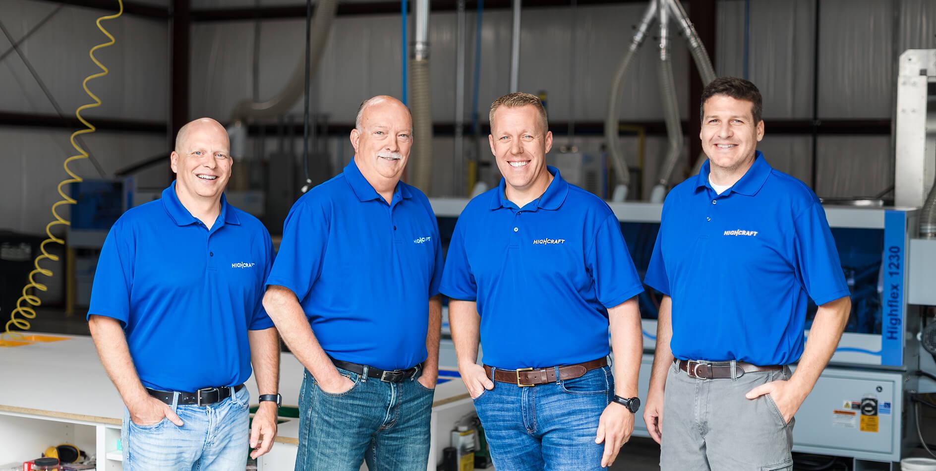 HighCraft Group LLC team