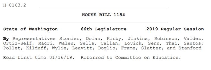 house bill 1184 snippet