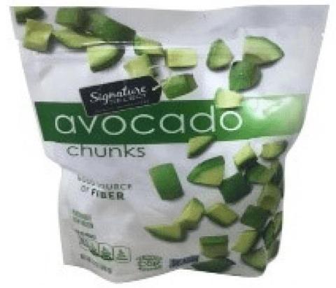 signature select frozen avocado chunks