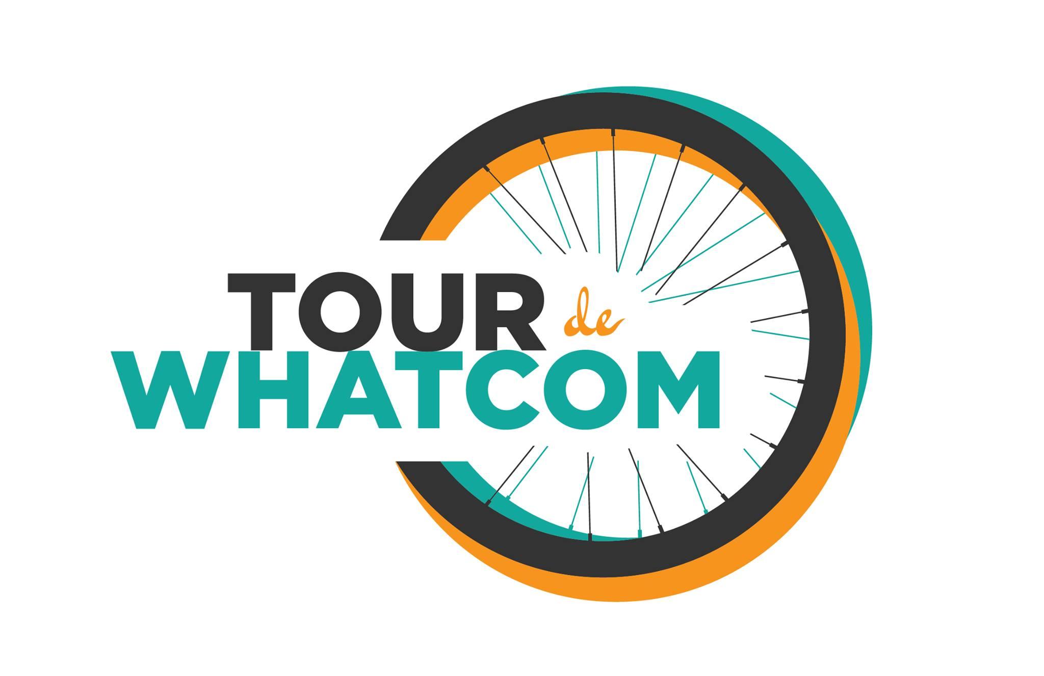 tour de whatcom logo