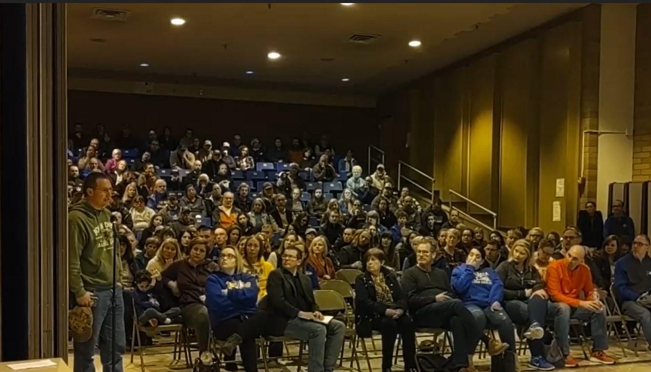 2020-02-22 school board public forum speaker