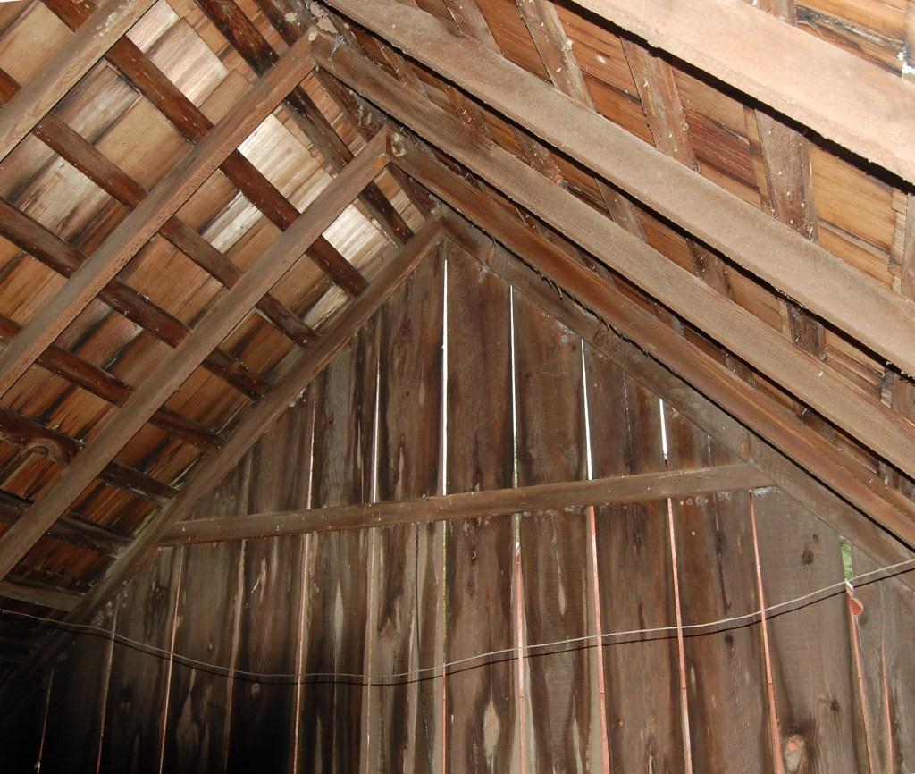South loft, pig barn. Photo: Marvin Waschke