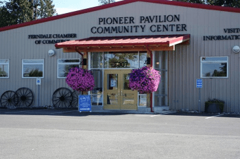 Pioneer Pavilion Community Center. Photo: Whatcom News