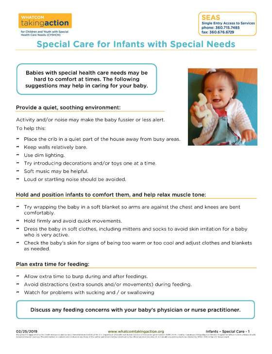 Infants - Special Care 2019-02-25_Part1