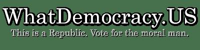 WhatDemocracy.US