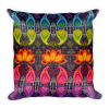 Cute Colorful Square Pillow