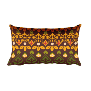 India Spices Rectangular Pillow