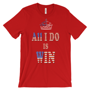 MEN'S All I Do Is Win t-shirt