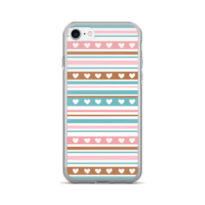 Valentines Day Graphics For iPhone 7/7 Plus Case
