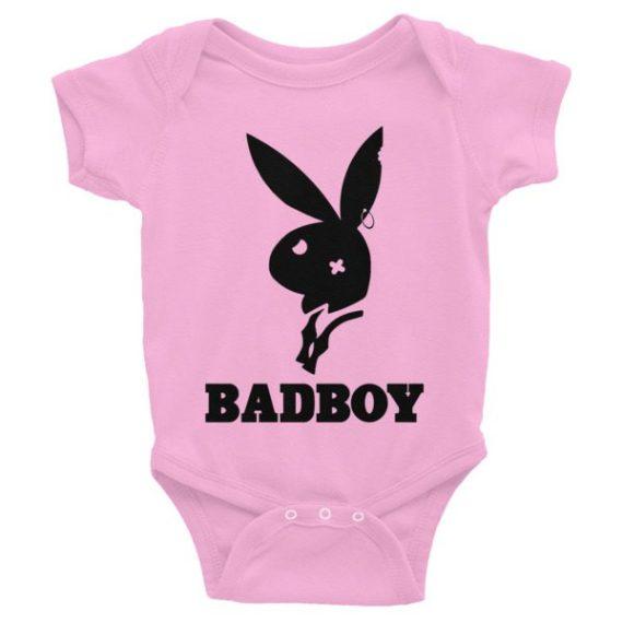 Bad Boy Infant Bodysuit