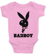 Bad Boy Infant Bodysuit
