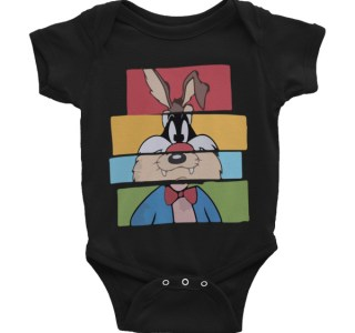 Funny Cartoon Infant Bodysuit