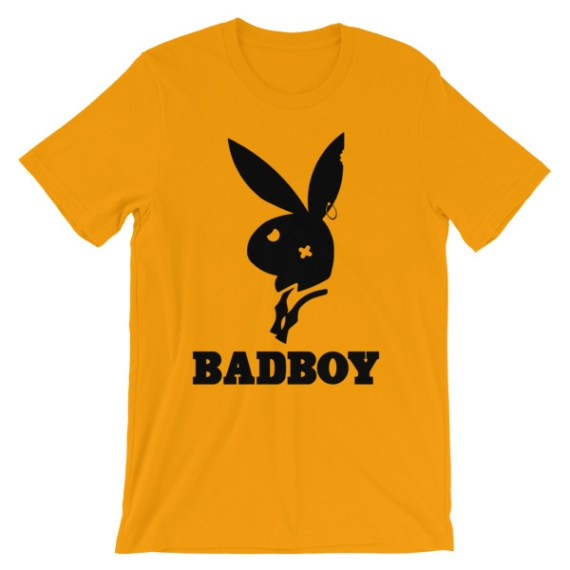 Unisex Bad Boy short sleeve t-shirt