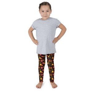 Beautiful Flowers Kid's leggings