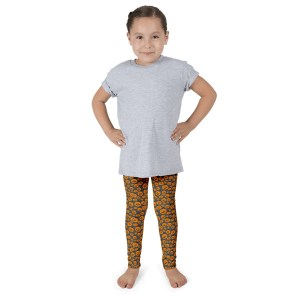 Halloween Pumpkins Kid's leggings